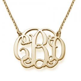 "Zlata verižica ""Monogram"""