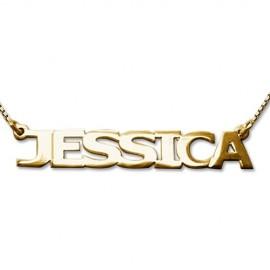 "Zlata verižica ""Ime J"""