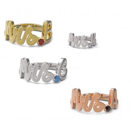 "Zlat prstan ""Mrs.X"""