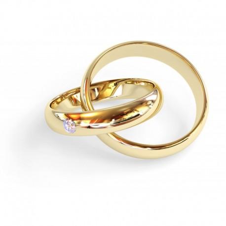 """Zlat prstan """"Par 2"""""""