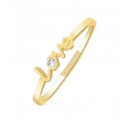 "Zlat prstan ""Love"""