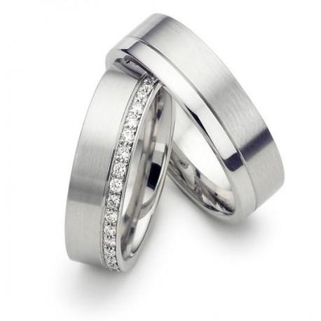 """Srebrni prstan """"You are All to me"""" zanjo in zanj"""