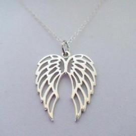 "Srebrna verižica ""Angelska krila"""