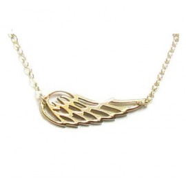 "Zlata verižica "" Angelsko krilo"""