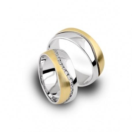 "Srebrna prstana ""Nali K750"""
