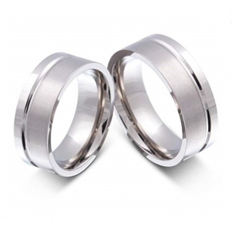 "Srebrna prstana ""Nali K639"""
