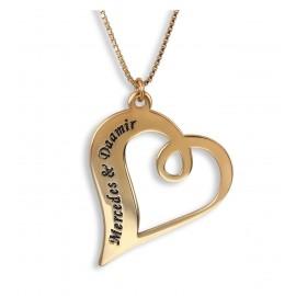 "Zlata verižica ""Ljubezen"" Nali 188"