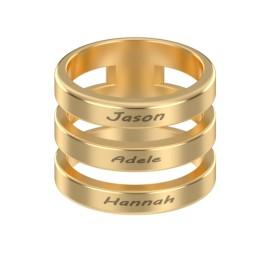 "Srebrn prstan ""Nali N0103-Z"""